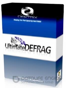 Дефрагментатор - DiskTrix UltimateDefrag 5.1.10.0 RePack (& portable) by elchupacabra