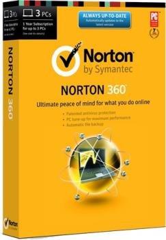 Антивирус - Norton 360 22.10.1.10