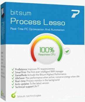 Управление процессами Windows - Process Lasso Pro 9.0.0.398 Final RePack (& Portable) by D!akov