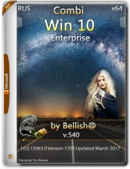 Windows 10 Enterprise / Combi / x64 / Bellish@ / v 540