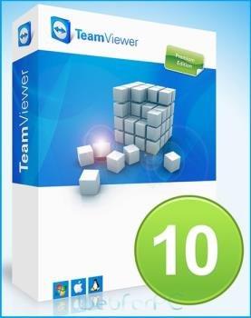 Удаленный доступ - TeamViewer 12.0.83369 RePack (& Portable) by elchupakabra
