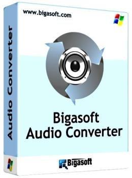 Аудиоконвертер - Bigasoft Audio Converter 5.1.3.6446 RePack (& Portable) by ZVSRus