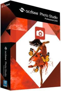 Обработка цифровых фото - ACDSee Photo Studio Professional 2018 11.0.785 RePack by KpoJIuK