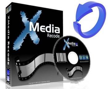 Видео в мобильник - XMedia Recode 3.3.7.2 + Portable