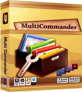 Менеджер файлов - Multi Commander 7.5.0 Build 2381 + Portable