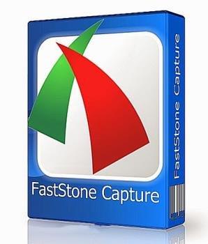 Захват снимков с рабочего стола Windows - FastStone Capture 8.6 Final RePack (& portable) by KpoJIuK (11.09.2017)