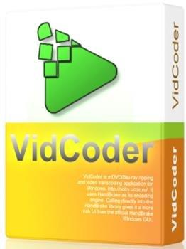 Видеоконвертер - VidCoder 2.58 + Portable