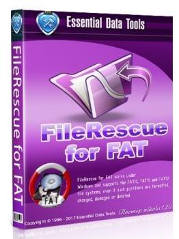 Восстановление любой информации - FileRescue for FAT 4.16.228 RePack (& Portable) by ZVSRus