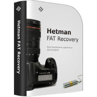 Восстановление данных после форматирования - Hetman FAT Recovery 2.7 Home Edition RePack (& Portable) by ZVSRus