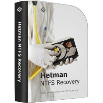 Восстановление данных с битых дисков - Hetman NTFS Recovery 2.7 Home Edition RePack (& Portable) by ZVSRus