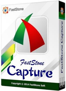 Создание скриншотов - FastStone Capture 8.6 Final RePack (& portable) by elchupacabra