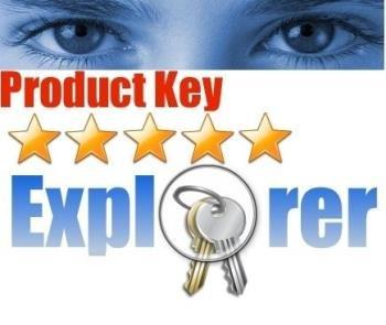 Серийные номера Windows - Product Key Explorer 4.0.1.0