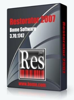 Редактор ресурсов Windows - Restorator 2007 3.70.1747 RePack by ErikPshat