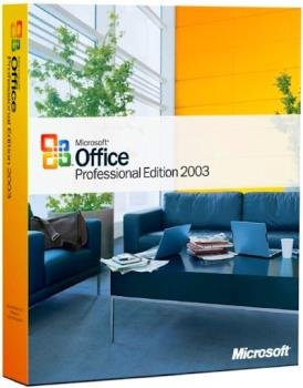 Офис 2003 - Microsoft Office Professional 2003 SP3 (2017.09) RePack by KpoJIuK
