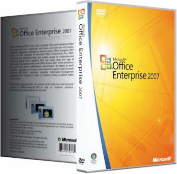 Office 2007 Enterprise + Visio Premium + Project Pro + SharePoint Designer SP3 12.0.6777.5000 RePack by SPecialiST v17.9