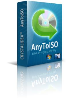 Конвертер дисков CD и DVD - AnyToISO 3.8.0 Build 560 RePack (& Portable) by TryRooM