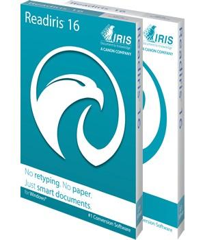 Оптическое распознавания символов - Readiris Pro 16.0.2 Build 10391