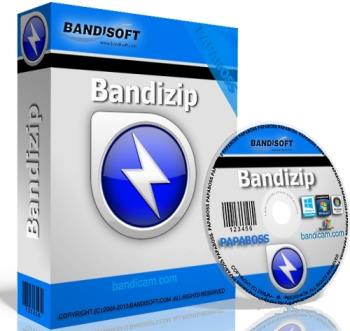 Архиватор - BandiZip 6.10 + Portable