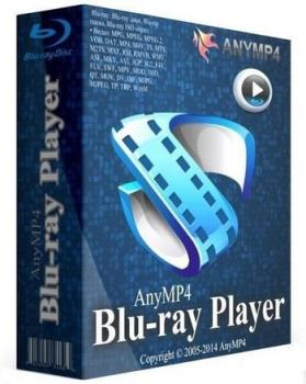 Blu-ray проигрыватель - AnyMP4 Blu-ray Player 6.3.6 RePack by вовава