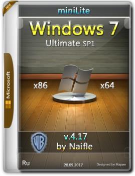 Windows 7 Ultimate SP1 /