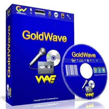 Звуковой редактор - GoldWave 6.31 RePack by вовава