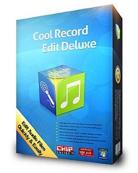 Звуковой редактор - Cool Record Edit Deluxe 9.8.0