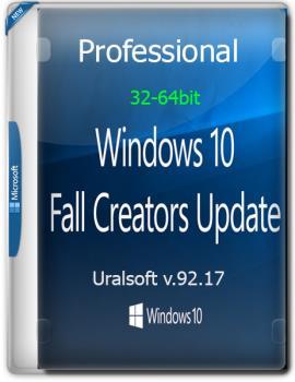 Windows 10x86x64 Pro 16299.19(Uralsoft)