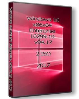 Windows 10x86x64 Корпоративная 16299.19 (Uralsoft)