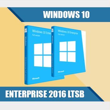 Сборка Windows 10 32-64bit Pro & Enterprise LTSB 14393.1797(Uralsoft)