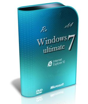 Windows 7x86x64 Максимальная Полная версия (Uralsoft)