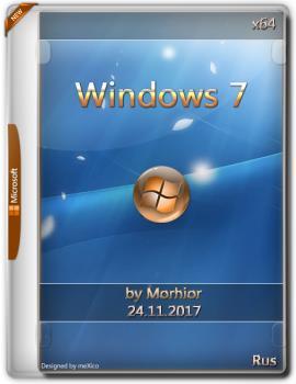 Windows 7 Professional x64  by Morhior русская