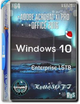 Windows 10 Enterprise LSTB Office 2016 Adobe Acrovat KottoSOFT (x64)