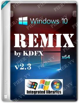 Windows 10 Enterprise LTSB ReMix by KDFX 2.3
