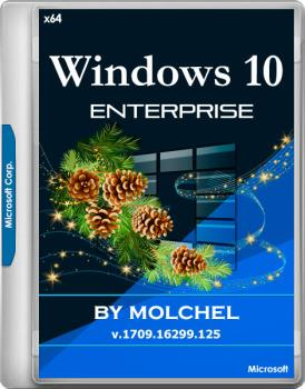Windows 10 Enterprise v1709 x64 125 by molchel