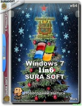 Windows 7 SP1 with Update SURA SOFT (x64)[31.12.2017]