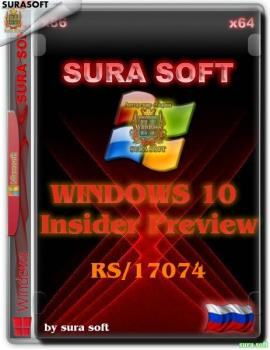 Windows 10 Insider Preview 17074.1000.180106-2256.RS PRERELEASE CLIENTCOMBINED UUP Redstone 4.by SU®A SOFT 2in2 x86 x64