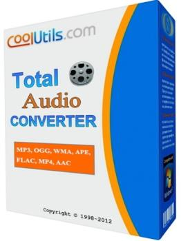 Аудиоконвертер - CoolUtils Total Audio Converter 5.3.0.160 RePack by вовава
