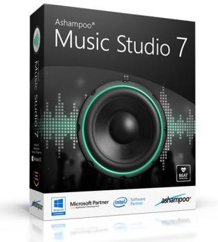 Обработка аудиофайлов - Ashampoo Music Studio 7.0.2.4 RePack by вовава