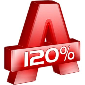 Программа для записи дисков - Alcohol 120% 2.0.3.10121 Retail