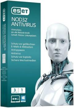 Мощный антивирус - ESET NOD32 Antivirus 11.0.159.5