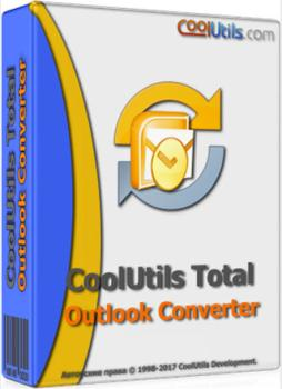 Конвертер электронных писем - Coolutils Total Outlook Converter 4.1.0.323 RePack (& Portable) by ZVSRus