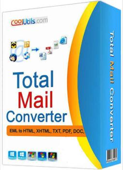 Конвертер почты - Coolutils Total Mail Converter 5.1.0.213 RePack (& Portable) by ZVSRus