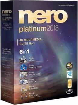 Мультимедиа комбайн - Nero 2018 Platinum 19.0.10200 Full RePack by Vahe-91
