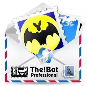 Клиент электронной почты - The Bat! Professional 8.2.4 RePack by KpoJIuK