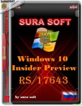 Windows 10 Insider Preview 17643.1000.180405-1509.RS PRERELEASE CLIENTCOMBINED UUP Redstone 5.by SU®A SOFT[ x86 x64]