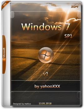 Windows 7 with SP1 / v.1 / by yahooXXX