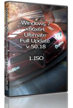 Windows 7x86x64 Ultimate Full Update (Uralsoft)