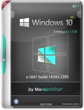 Windows 10 LTSB by MandarinStar 10.0.14393.2395