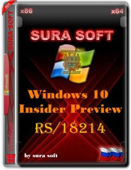 Windows 10 Insider Preview 18214.1000.180803-1553.RS PRERELEASE CLIENTCOMBINED UUP Redstone 6.by SU®A SOFT x86 x64[2in2]