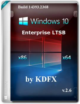 Windows 10 Enterprise LTSB by KDFX v2.6